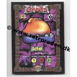 Lelo - Grolls & Gorks Game Card number 33