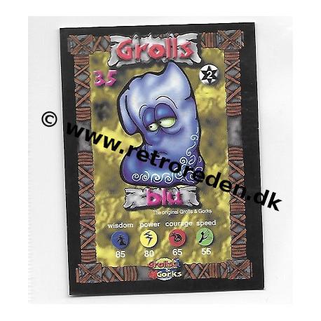 Blu - Grolls & Gorks Game Card number 35