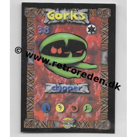 Clapper - Grolls & Gorks Game Cards number 38