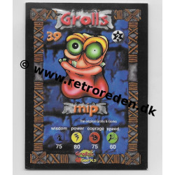 Mip - Grolls & Gorks Game Card number 39