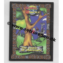 The Castle of Mommark - Grolls & Gorks Game Cards Location Card