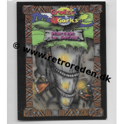 Staircase to Gorkia - Grolls & Gorks Game Cards Location Card