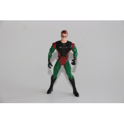 Batman Forever Transforming Dick Grayson (Robin) Action Figure 1995