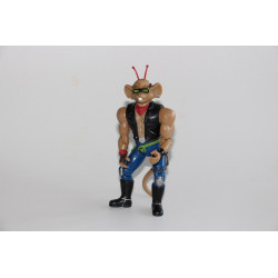 Throttle - Biker Mice From Mars Action Figure 1993