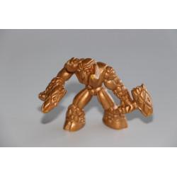 Bullrock - Gold Version - Gormiti Figure