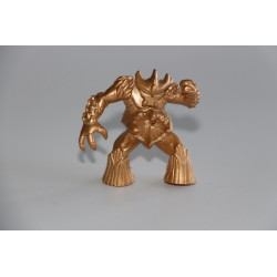 Pitchblack - Gold Version - Gormiti Figure