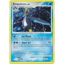 Empoleon (brugt stand) - Diamond and Pearl - 4/130 - holo rare
