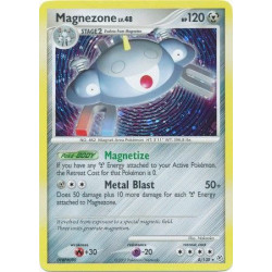 Magnezone (brugt stand) - Diamond and Pearl - 8/130 - holo rare