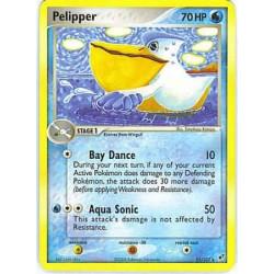 Pelipper (brugt stand) - EX Deoxys - 21/107 - holo rare