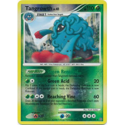 Tangrowth - Diamond and Pearl Stormfront - 29/100 - reverse holo rare