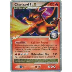 Charizard G LV.X - Platinum Supreme Victors - 143/147 - ultra rare holo