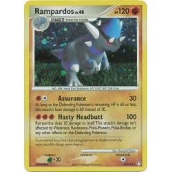 Rampardos - Diamond and Pearl Mysterious Treasures - 33/123 - holo rare