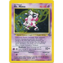 Mr. Mime (holo rare)