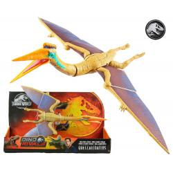Mega Dual Attack Quetzalcoatlus Jurassic World Dino Rivals
