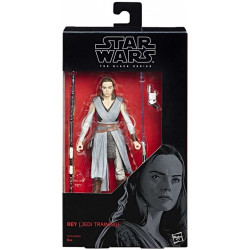 Rey (Jedi Training) Star Wars The Black Series 6-Inch action figure