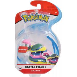 Alolan Muk pokemon figure - New battle figure