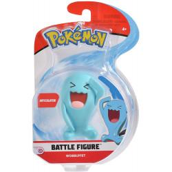 Wobbuffet pokemon figure - New battle figure