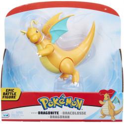 Epic Battle Dragonite Pokemon figure 12 inch