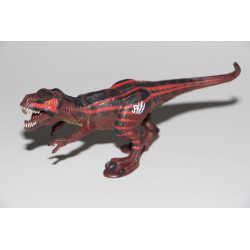 CamoXtreme Lava Tyrannosaurus Jurassic Park 3 toy figure