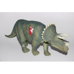 Triceratops - without Dino Damage - Jurassic Park figure JP08