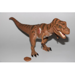 Young Tyrannosaurus Rex with Dino Damage Jurassic Park figure JP06