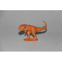 Tyrannosaurus Rex - Orange - Jurassic Park Candy Egg Mini Figure