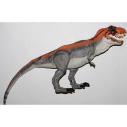 Tyrannosaurus Rex - Lost World Bull T-rex Retool - Jurassic Park figure 2009