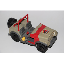 Bush Devil Tracker Vehicle Jurassic Park 1993
