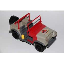 Bush Devil Tracker Vehicle 2 Jurassic Park 1993