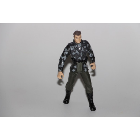 Military General Jurassic Park 2009 action figure