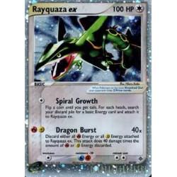 Rayquaza EX (heavily played) - EX Dragon 97/97 - ultra-rare