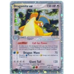 Dragonite EX (moderately played) - EX Dragon 90/97 - ultra-rare
