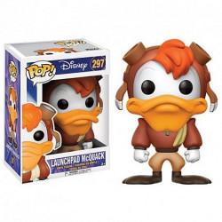 Launchpad McQuack Funko Pop Vinyl Figure - Disney Darkwing Duck 297