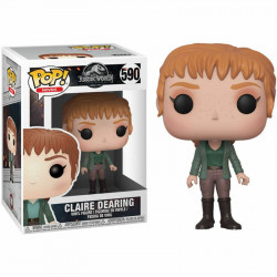 Claire Dearing Funko Pop Vinyl Figure - Jurassic World Fallen Kingdom 590