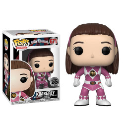Kimberly Funko Pop Vinyl Figure - Power Rangers 671