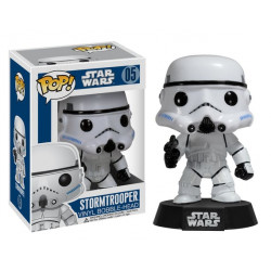 Stormtrooper Funko Pop Vinyl Bobble-head - Star Wars 05