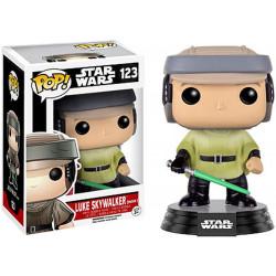 Luke Skywalker (Endor) Funko Pop Vinyl Bobble-head - Star Wars 123