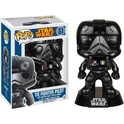 Tie Fighter Pilot Funko Pop Vinyl Bobble-head - Star Wars 51