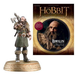 Dwalin the Dwarf - The Hobbit Figurines