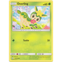 Deerling - Pokemon Sun & Moon: Cosmic Eclipse - 15/236 - Common