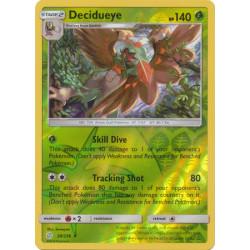 Decidueye - Pokemon Sun & Moon: Cosmic Eclipse - 20/236 - Rare Reverse Holo