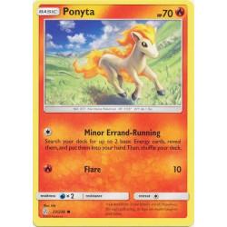 Ponyta - Pokemon Sun & Moon: Cosmic Eclipse - 23/236 - Common