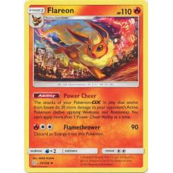 Flareon - Pokemon Sun & Moon: Cosmic Eclipse - 25/236 - Uncommon