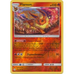 Flareon - Pokemon Sun & Moon: Cosmic Eclipse - 25/236 - Uncommon Reverse Holo