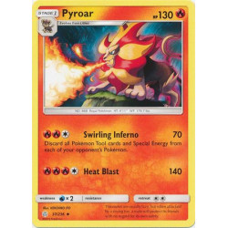 Pyroar - Pokemon Sun & Moon: Cosmic Eclipse - 37/236 - Uncommon