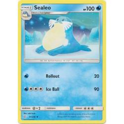 Sealeo - Pokemon Sun & Moon: Cosmic Eclipse - 51/236 - Uncommon