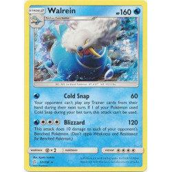 Walrein - Pokemon Sun & Moon: Cosmic Eclipse - 52/236 - Rare