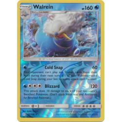 Walrein - Pokemon Sun & Moon: Cosmic Eclipse - 52/236 - Rare Reverse Holo