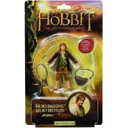 Bilbo Baggins - Stor Hobbitten Figur fra the Bridge Direct