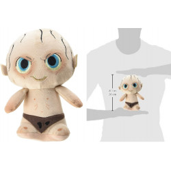 Gollum SuperCute Lord of the Rings Plushie 8.1 in (new)